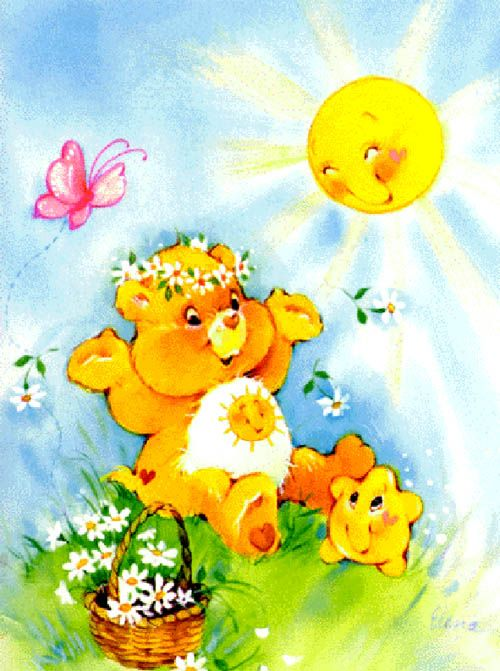 Care Bears: Funshine Bear