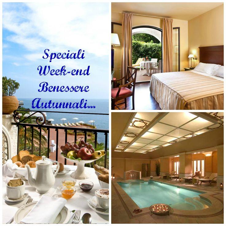 State sognando un #weekend #benessere a #Catania? Le speciali offerte autunnali del Grand #Hotel Baia Verde includono pernottamento, prima colazione e #centrobenessere a partire da € 65,00 a persona... Guardale subito!