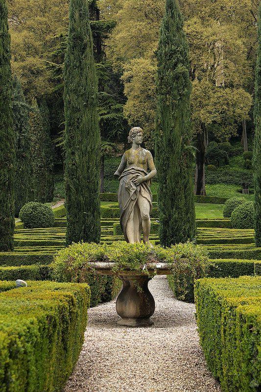 Giardino Giusti. Сад Джусти. Giusti Garden