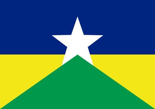 Rondônia Flag