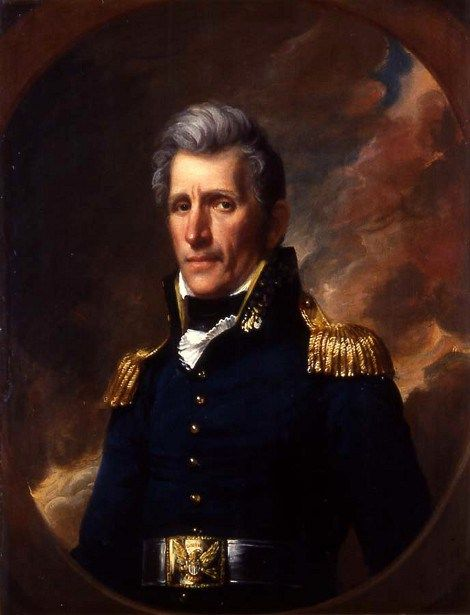 Lessons in Manliness from Andrew Jackson