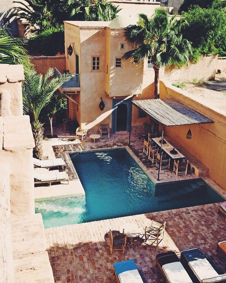 Dreams escape #dcnlifestyle #dcntravel Taroudant Morocco   Simon Watson via @tmagazine