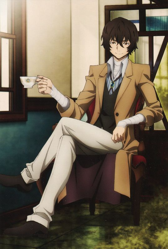 Bungou Stray Dogs CAFE! [BSD chara X reader] ONESHOTS | bungou stray
