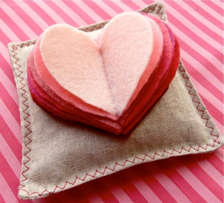 53 best Holiday - Valentine\'s Day Projects To Sew images on ...