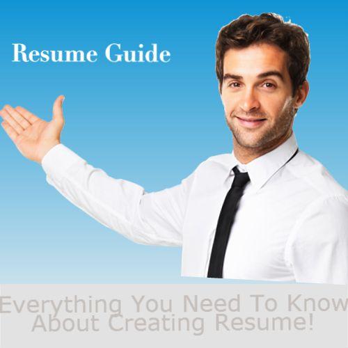 Resume Writing Tips and Free Resume Generator