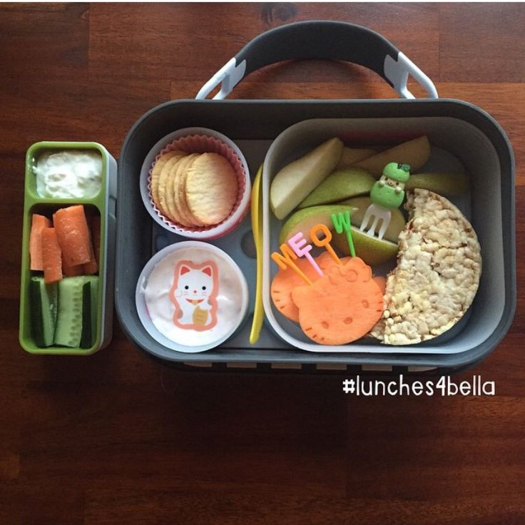 #lunches4bella Hello Kitty inspired bento lunch in Yubo