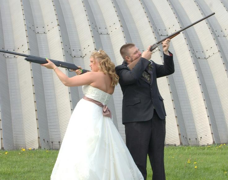 femdom shotgun wedding