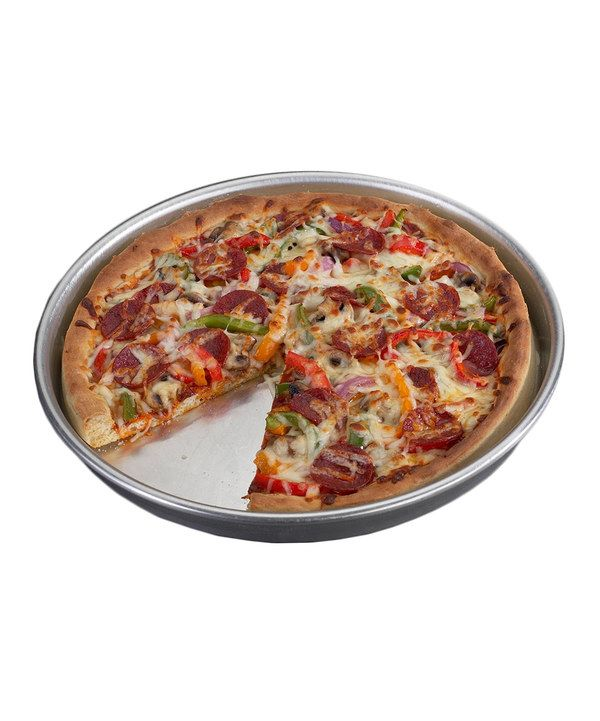 Look at this Nordic Ware 14'' Deep Dish Pizza Pan on #zulily today!