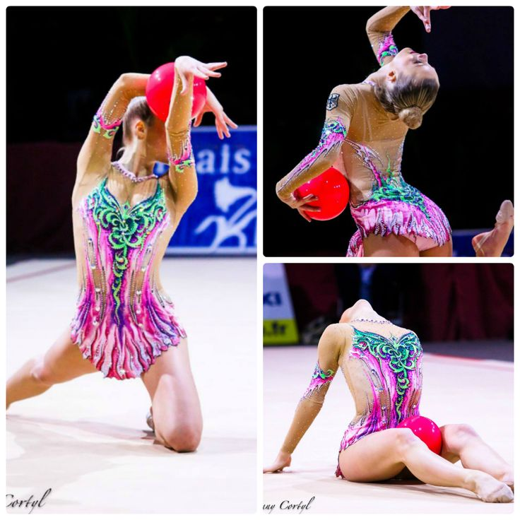Laura Jung (Germany), ball 2015, music: Crystallize by Lindsey Stirling