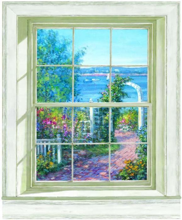 Page 2 window - Wallpaper & Border | Wallpaper-inc.com