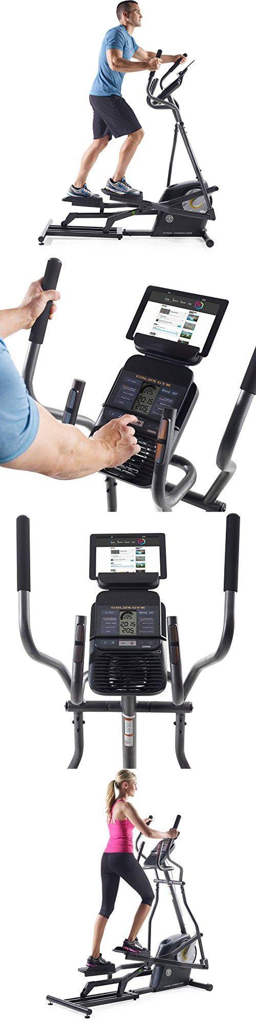 Gold's Gym Stride Trainer 450i Elliptical