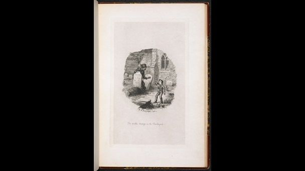 great expectations gothic elements Structure and narrative the narrative structure of great expectations can be described in three different ways the volume structure: three volumes dickens divides the novel into three parts or volumes.