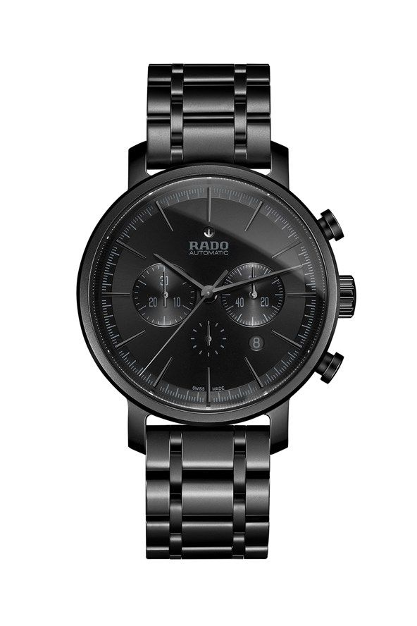 RADO - DiaMaster RHW1 Ceramic Automatic Chronograph