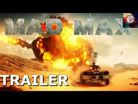 mad max official game trailer 2015 - YouTube