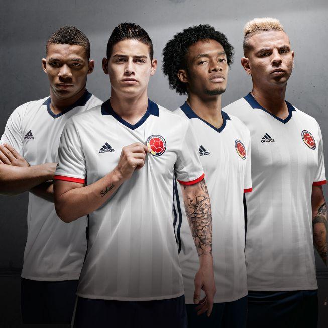 Colombia jugará deblanco en la Copa América Centenario