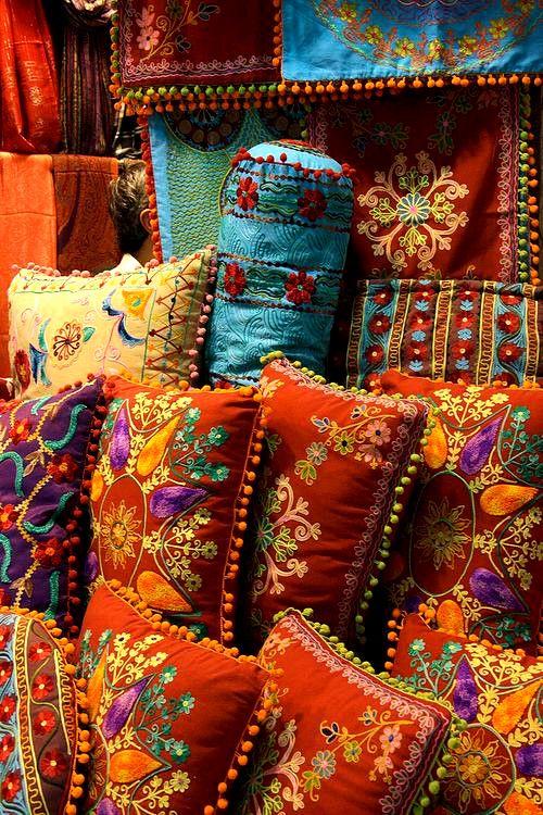 Colour of India