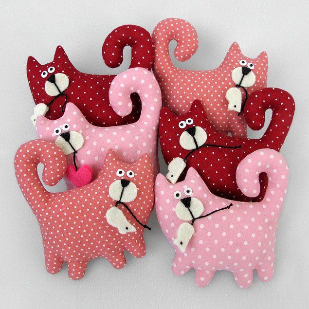 Игрушки из ткани с детьми своими руками