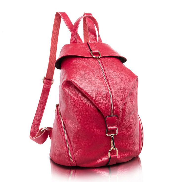 Mochila outdoor de cuero moderno para juveniles mochilas de viaje populares outlet mujeres [SD91032] - €51.86 : bzbolsos.com, comprar bolsos online