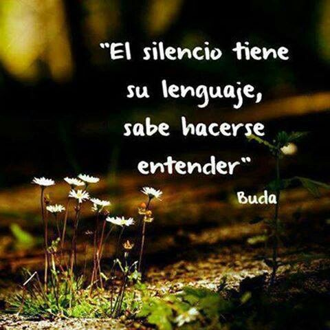 a veces prefiero el ruido del silencio...