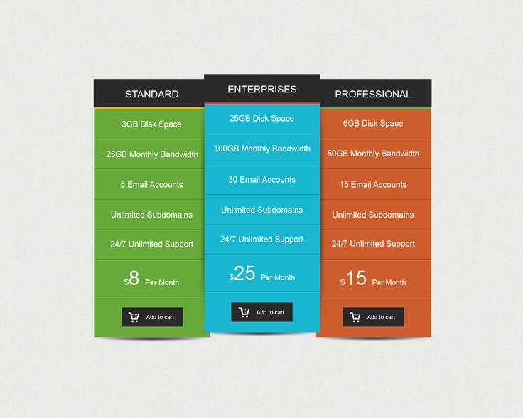 Best Free Web Ui Elements Images On   Design