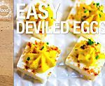 Get this all-star, easy-to-follow Square Deviled Eggs recipe from Food Network Kitchen