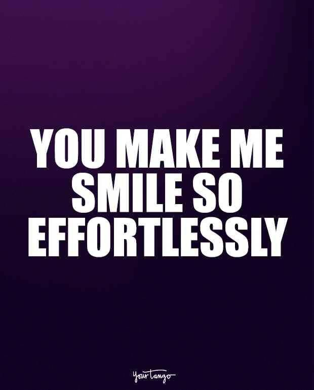 you make me smile so effortlessly iloveyou i love you quotes
