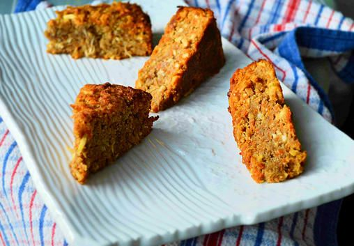 The Little Melbourne Kitchen | Carrot and Coconut Cake