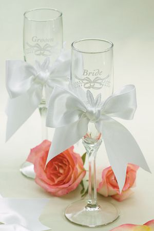 decoracion con velas para boda sencilla | Decoración de las copas de boda - Boda Hoy