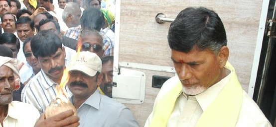 Telugu Desam Party supremo N Chandrababu Naidu himself won't be available for casting his vote in favour of a no-confidence motion against Kiran Kumar Reddy Government, just in case it comes to the ...  http://www.frontpageindia.com/elections/naidu-himself-may-not-vote-against-congress-in-assembly/50975