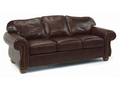 Shop For Flexsteel Sofa With Nails 3648 31 And Other Living Room Sofas