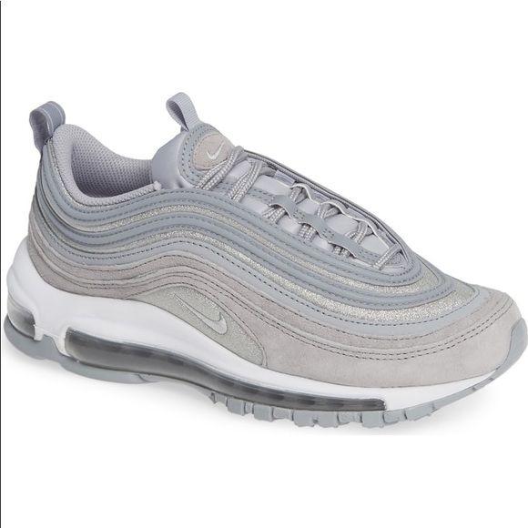 Nike Air Max 97 / Wolf Grey + Platinum White (NWT) | Nike ...