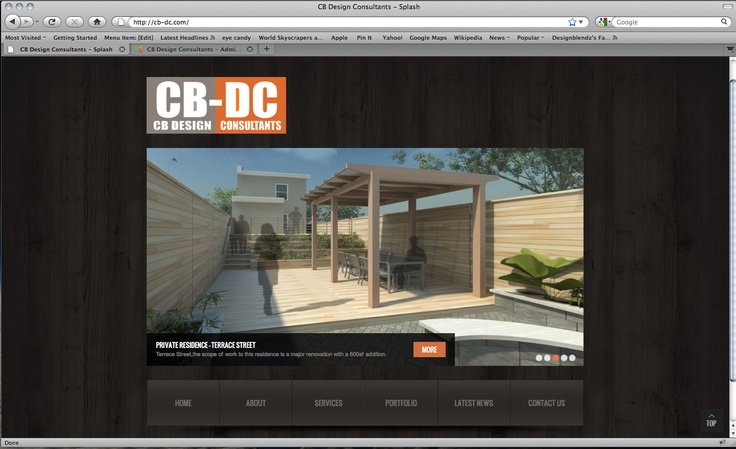 CBDC Website