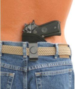 Concealed In The Pants Waistband Holster Fits Glock 17 19