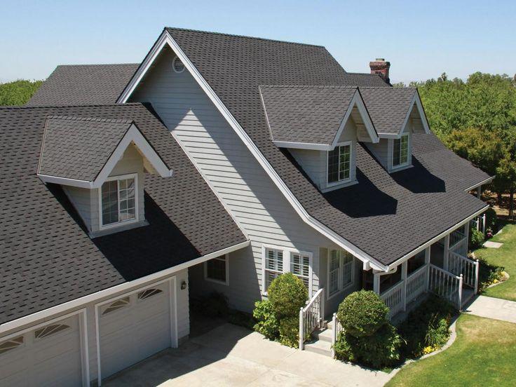 Best Antique Black Paramount Asphalt Roofing Shingles 640 x 480
