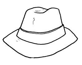 Risultati immagini per cappelli disegni   Cappelli ...