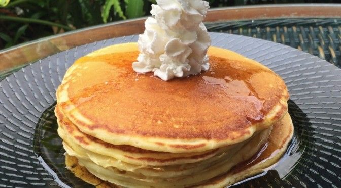 This is my favourite buttermilk pancake recipe from America's Test Kitchen. The addition of buttermilk and sour cream gives the pancakes a nice tang and makes them nice and fluffy. Ingredients Cake flour 280g (2 Cups) Sugar 2 Tbsp Baking powder 1 tsp Baking Soda 1/2 tsp Salt 1/2 Tsp Buttermilk 2 cups (480ml) Sour …