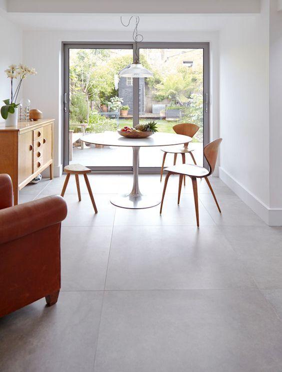 21 best Fliesen images on Pinterest Tile floor, Boden and Dining rooms - bodenfliesen wohnzimmer modern