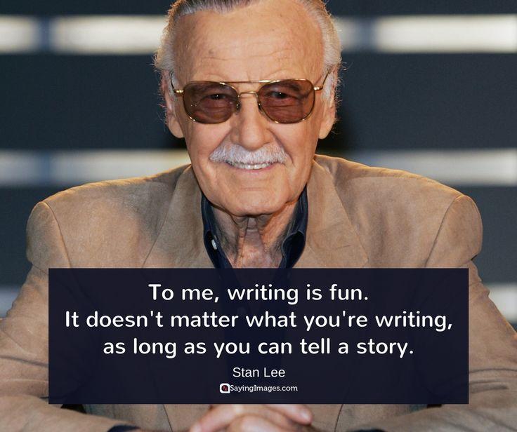 80 Super Inspiring Stan Lee Quotes #sayingimages #stanleequotes #inspirationalquotes