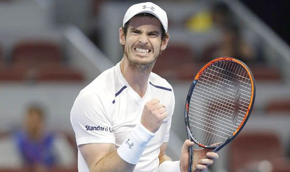 Andy Murray beats Kyle Edmund to make China Open semi-finals