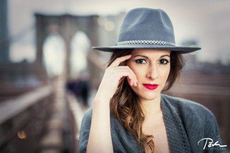 Portrait photo in New York