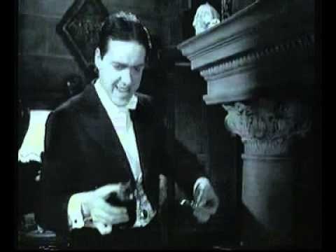 Holsten Pils Advert - Peter Cushing & Griff Rhys Jones