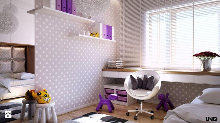 Pokój dziecka styl Klasyczny Pokój dziecka - zdjęcie od uniq