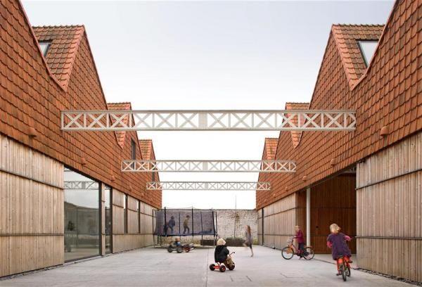 Volt architecten - Renovation of Textile Factory