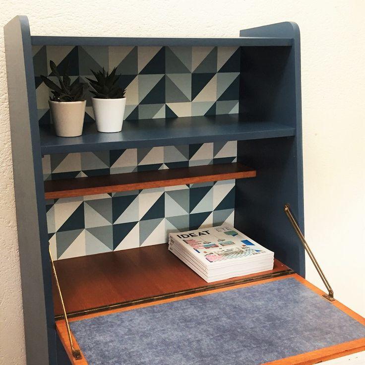 best 20 bureau vintage ideas on pinterest. Black Bedroom Furniture Sets. Home Design Ideas