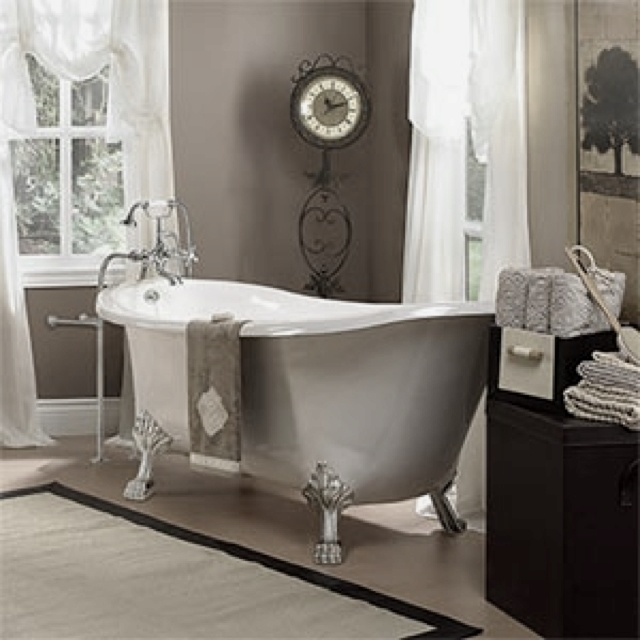 119 best Old bathtubs images on Pinterest Room Live and Home