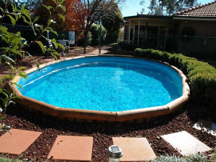 Top 25 best fiberglass inground pools ideas on pinterest inground pool designs pool shapes for Used fiberglass swimming pools for sale