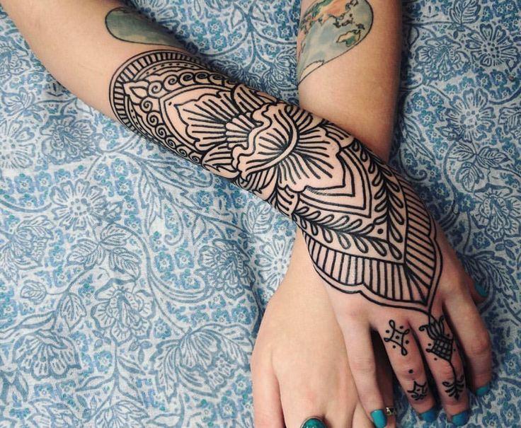 Feminine Hand Tattoos | Inked Magazine | Inked Magazine - Part 7