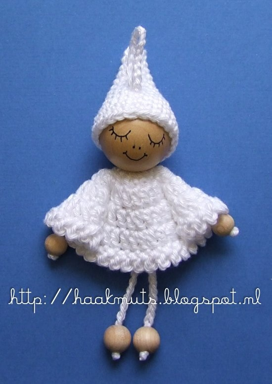 Crochet Doll - Tutorial (use google trnaslate)