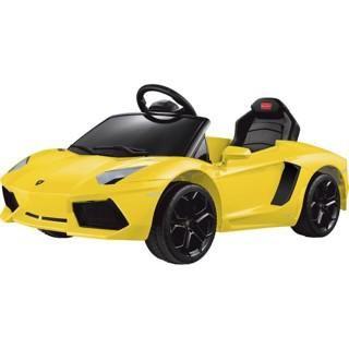 Rastar Lamborghini Aventador LP 700-4  — 11223р. --------------- Детский радиоуправляемый электромобиль Rastar Lamborghini Aventador LP 700-4 - 81700 выполнен по лицензии настоящего автомобиля Lamborghini Aventador LP 700-4. Такой игрушкой малыш обязательно будет гордиться. Машинка развивает скорость до 4 км/ч, и работает от аккумулятора. Электромобиль может ездить вперед/назад, руль поворачивается вправо/влево. Управление машинкой также может происходить с помощью пульта радиоуправления…