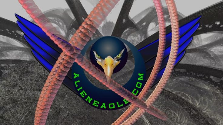 Alien Eagle Has Arrived To Make Your Business Great Again